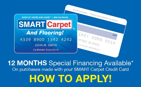 Carpet Financing